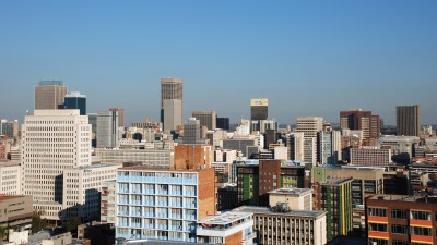 Destination Johannesburg